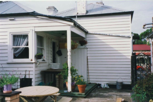 Before - Rear Extension Melbourne